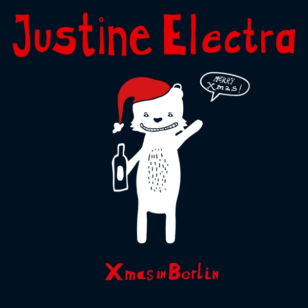 Justine Electra Christmas in Berlin Cover Art