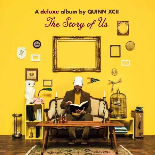 Quinn XCII The Story of Us Cover Art