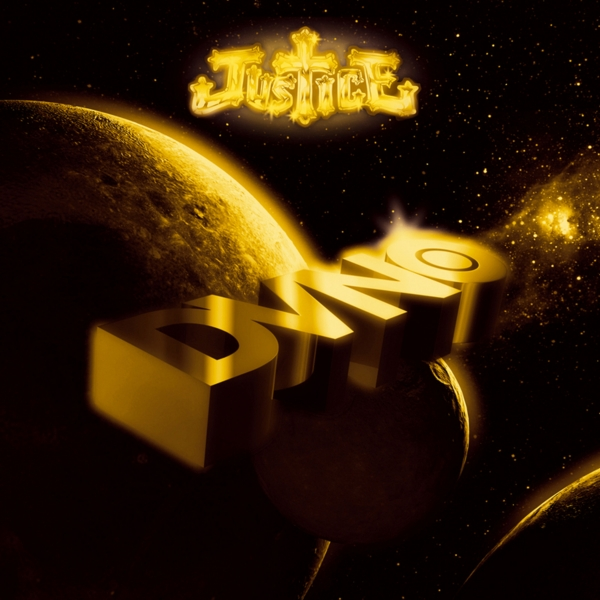 Justice DVNO Cover Art