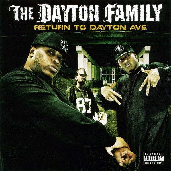 The Dayton Family Return To Dayton Ave Cover Art