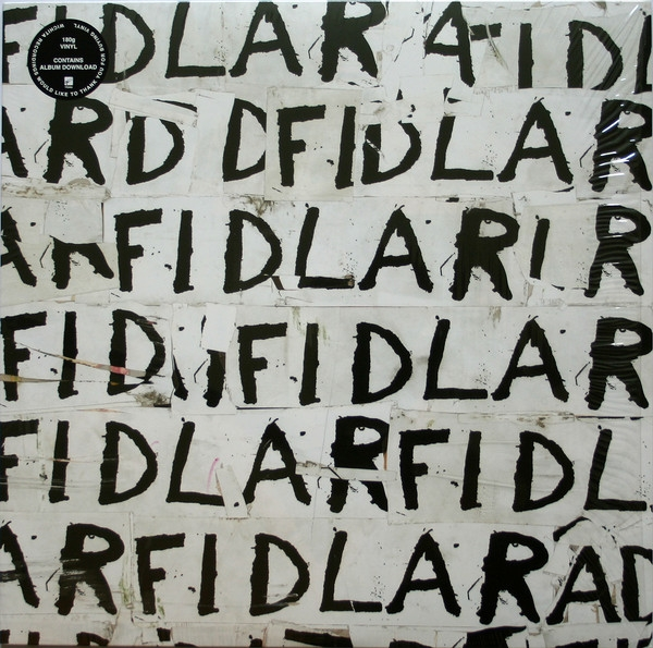 FIDLAR FIDLAR Cover Art