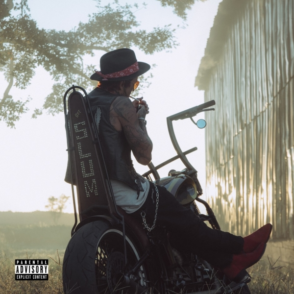 Yelawolf Ghetto Cowboy cover art