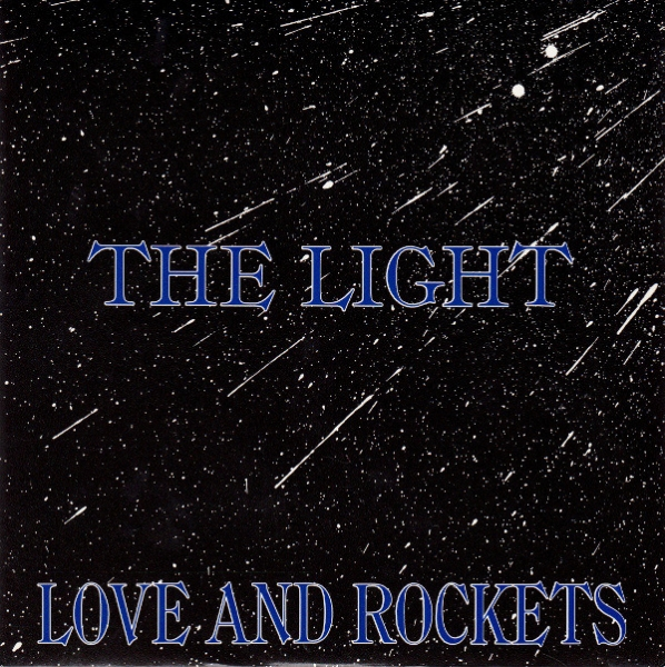 Love and Rockets The Light Cover Art