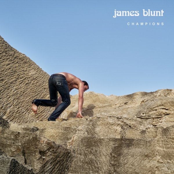 James Blunt Champions Cover Art