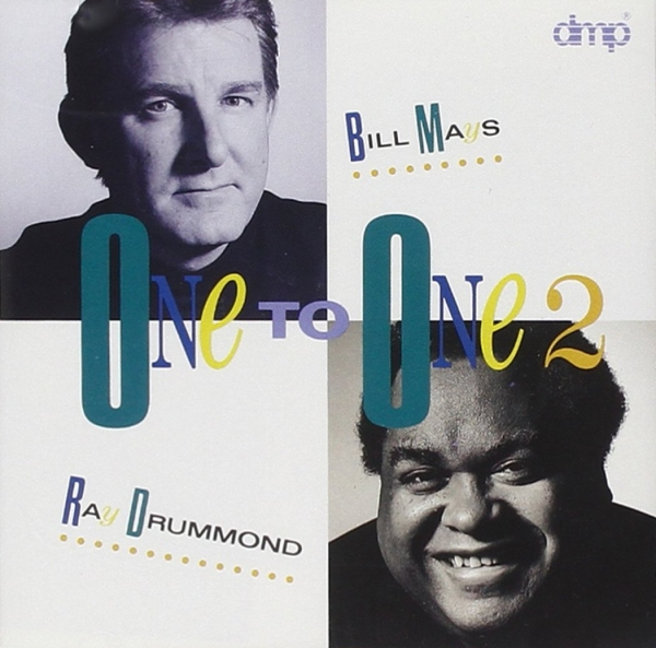 Bill Mays & Ray Drummond One To One 2 Cover Art
