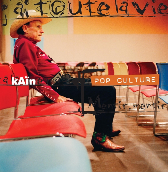 Kaïn Pop Culture cover art