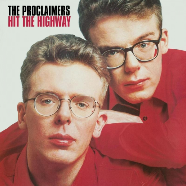The Proclaimers Hit the Highway cover art