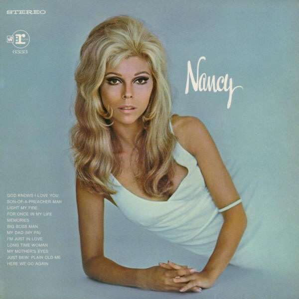 Nancy Sinatra Nancy Cover Art