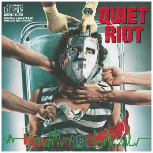 Quiet Riot Condition Critical cover art