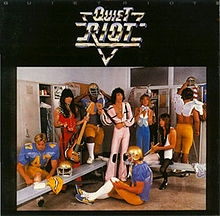 Quiet Riot Quiet Riot II cover art