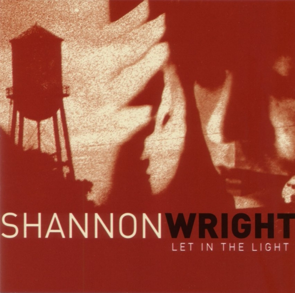Shannon Wright Let In the Light Cover Art
