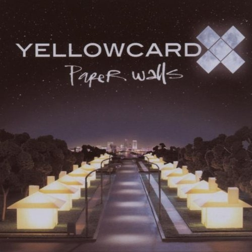 Yellowcard Paper Walls cover art