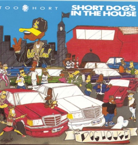 Too $hort Short Dog's in the House cover art