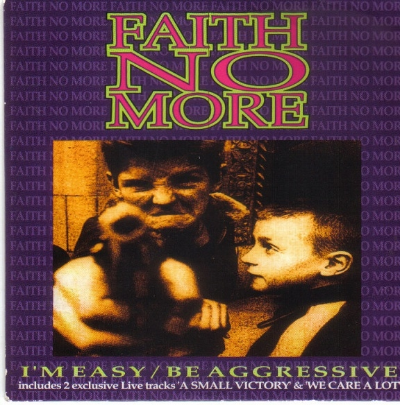 Faith No More I'm Easy cover art