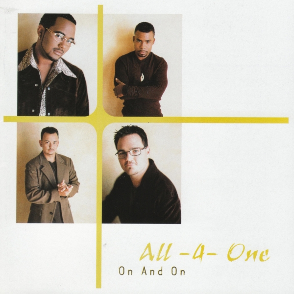 All‐4‐One On and On Cover Art