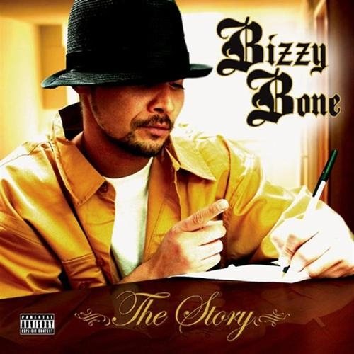 Bizzy Bone The Story cover art