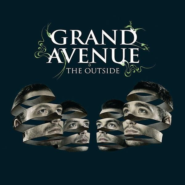 Grand Avenue The Outside Cover Art