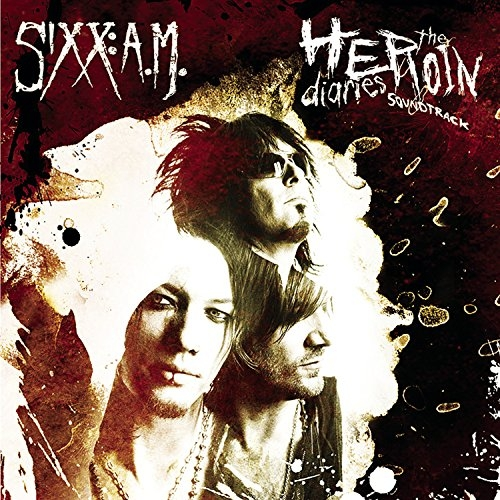 Sixx:A.M. The Heroin Diaries Soundtrack cover art