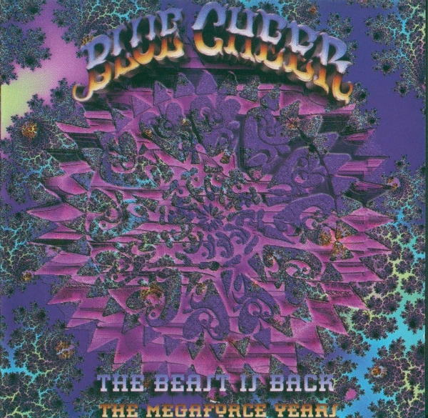 Blue Cheer The Beast Is Back cover art