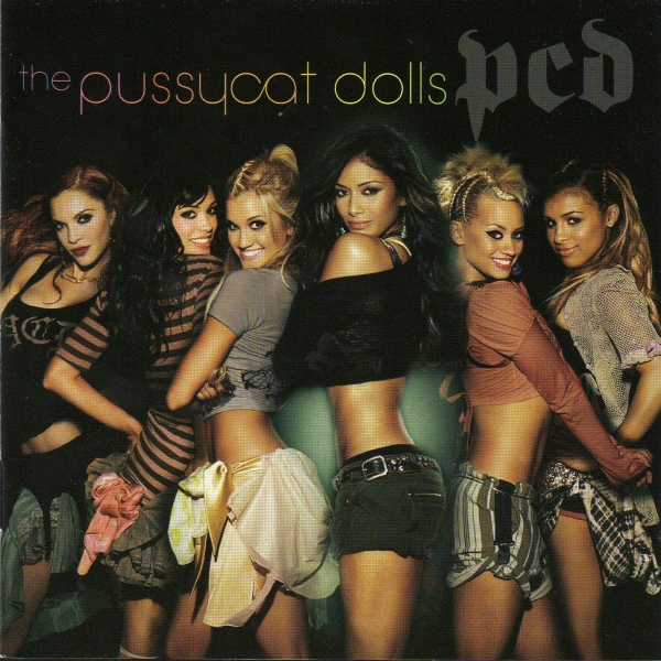 The Pussycat Dolls PCD cover art