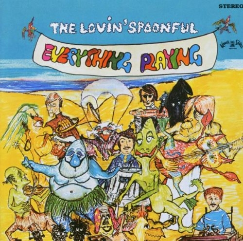 The Lovin' Spoonful Everything Playing cover art