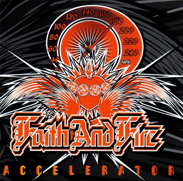 Faith and Fire Accelerator cover art