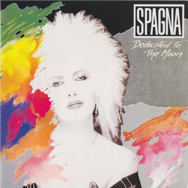 Spagna Dedicated to the Moon cover art