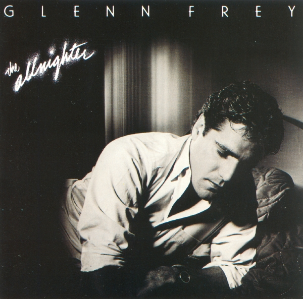 Glenn Frey The Allnighter cover art