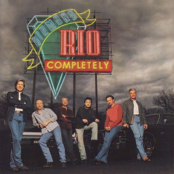 Diamond Rio Completely cover art