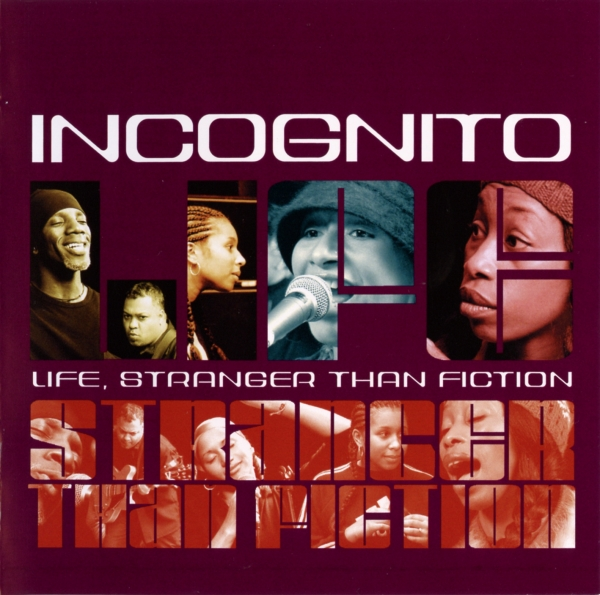 Incognito Life, Stranger Than Fiction cover art