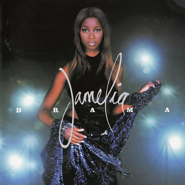 Jamelia Drama cover art