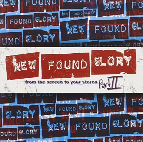 New Found Glory From the Screen to Your Stereo Part II cover art