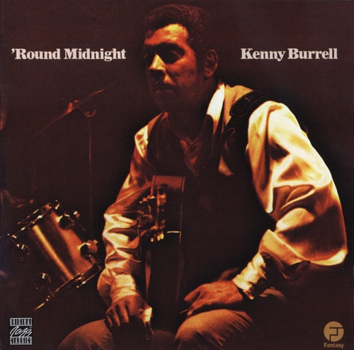 Kenny Burrell 'Round Midnight cover art