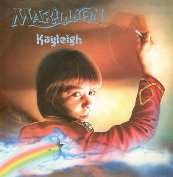 Marillion Kayleigh cover art