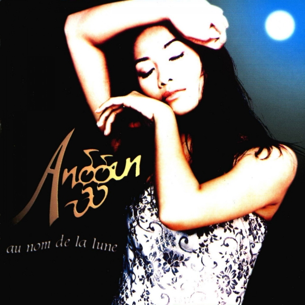 Anggun Au nom de la lune / Snow on the Sahara cover art