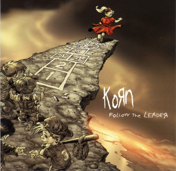 Korn Follow the Leader Cover Art