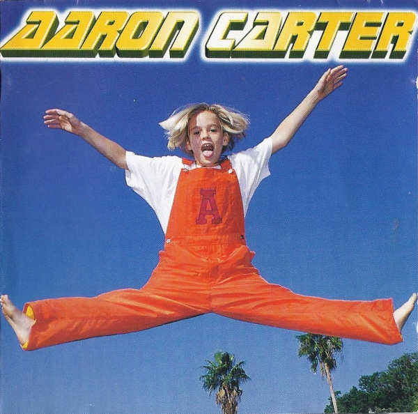 Aaron Carter Aaron Carter cover art