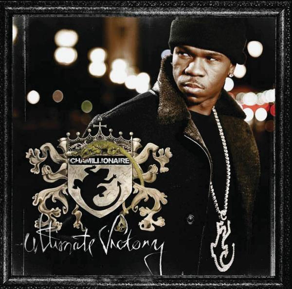Chamillionaire Ultimate Victory cover art