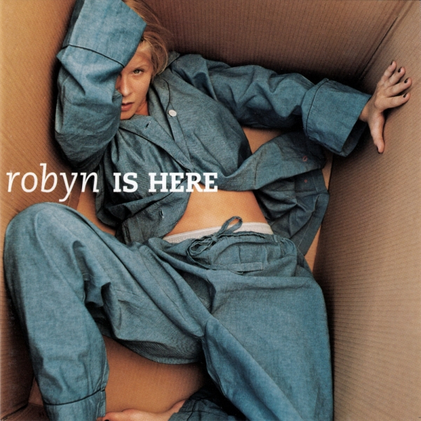 Robyn Robyn Is Here cover art