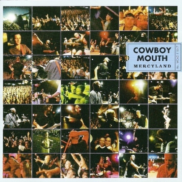 Cowboy Mouth Mercyland cover art