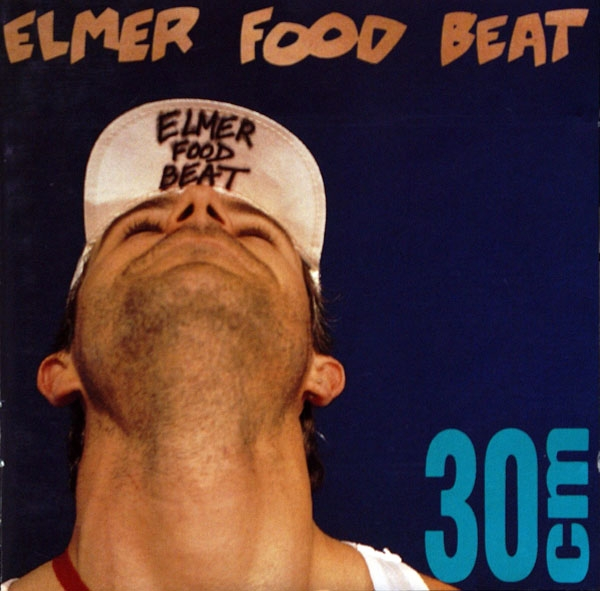 Elmer Food Beat 30 cm cover art