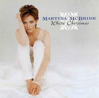 Martina McBride White Christmas cover art