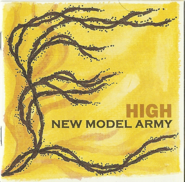 New Model Army High cover art