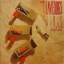 The Cavedogs Joy Rides for Shut-Ins Cover Art