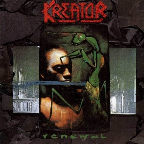 Kreator Renewal Cover Art