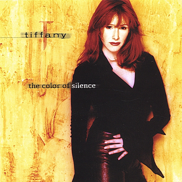 Tiffany The Color of Silence cover art