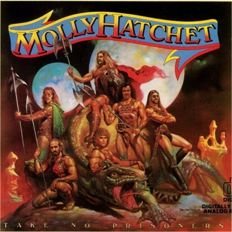 Molly Hatchet  cover art