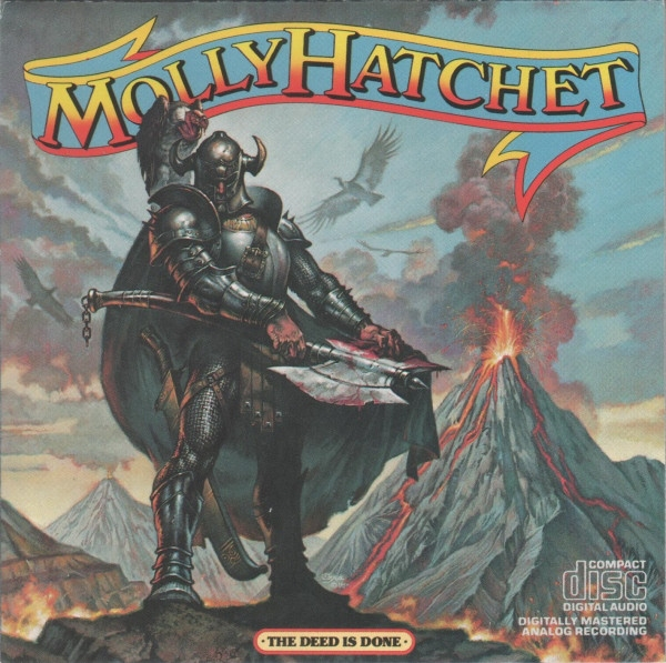 Molly Hatchet The Deed Is Done cover art