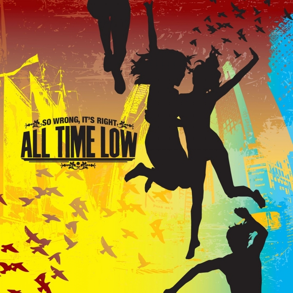 All Time Low So Wrong, It's Right Cover Art