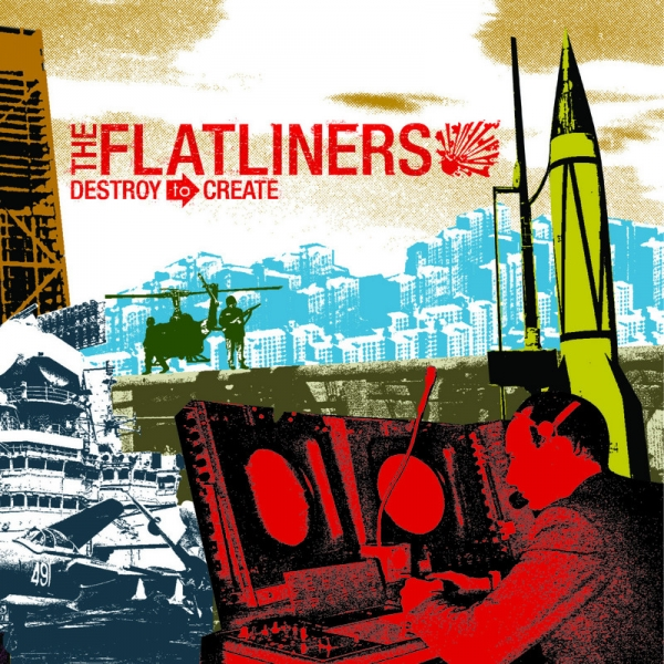 The Flatliners Destroy to Create cover art